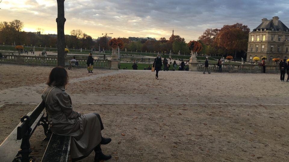 Parky a zahrady znamenají pro většinu Pařížanů jediný způsob, jak se vypravit do přírody