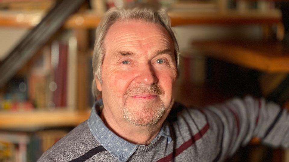 Na návštěvě u Richarda Haška, vnuka spisovatele Jaroslava Haška