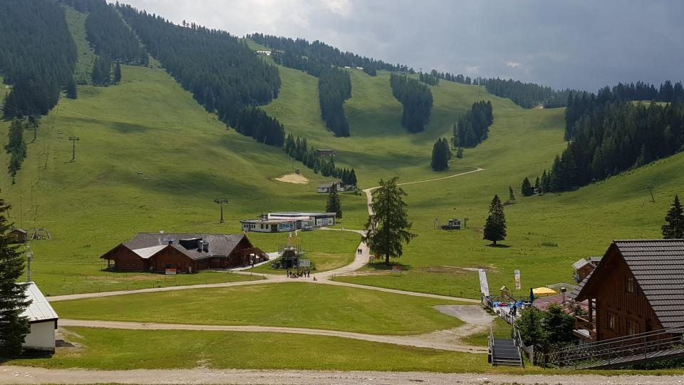 V hornorakouských horských údolích se lidé snaží žít jako jejich předkové