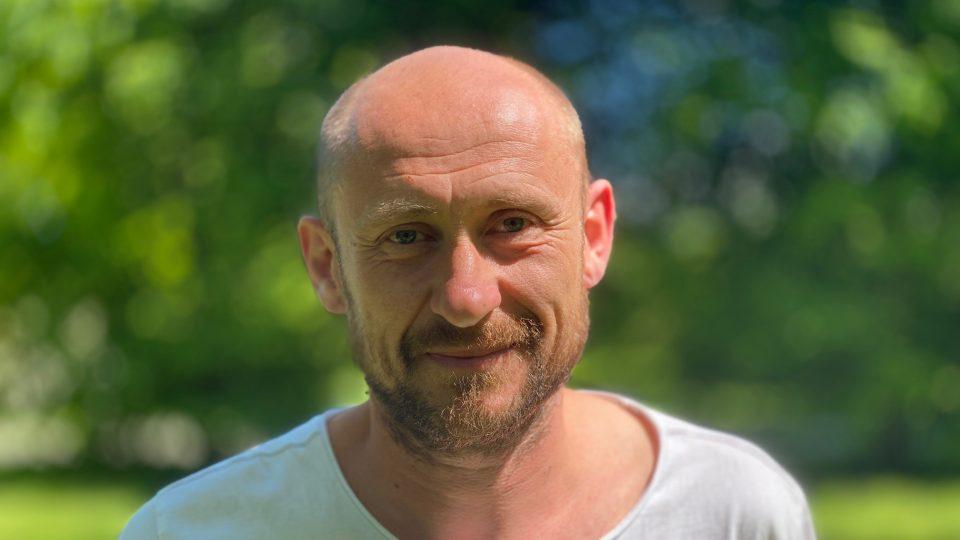 Herec Marek Pospíchal