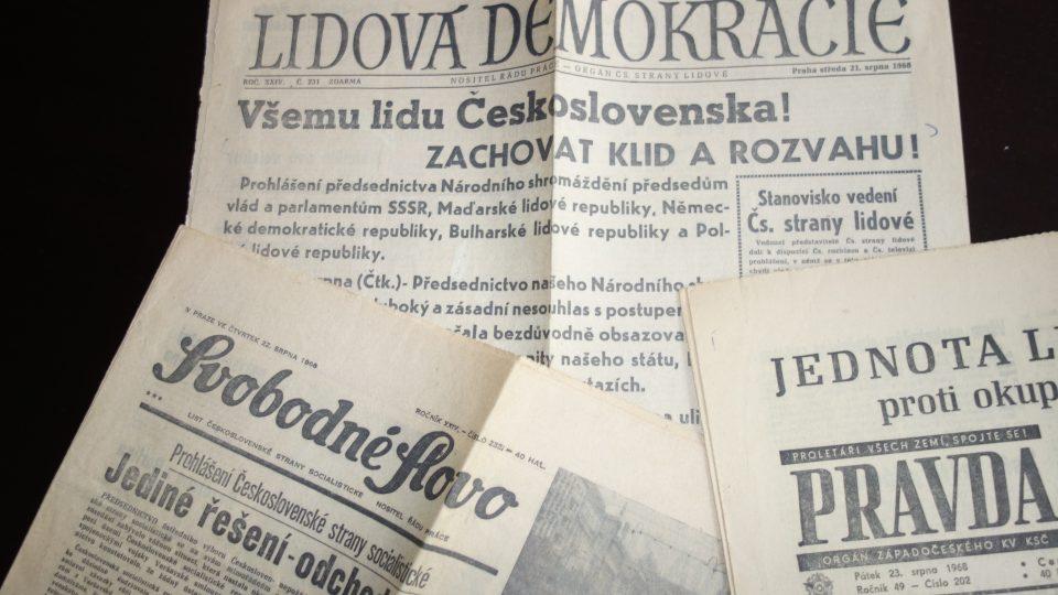 Některé fotky do soutěže přišly až z Finska. Autorka v nich vzpomíná na chvíle, které v roce 1968 strávila v Československu