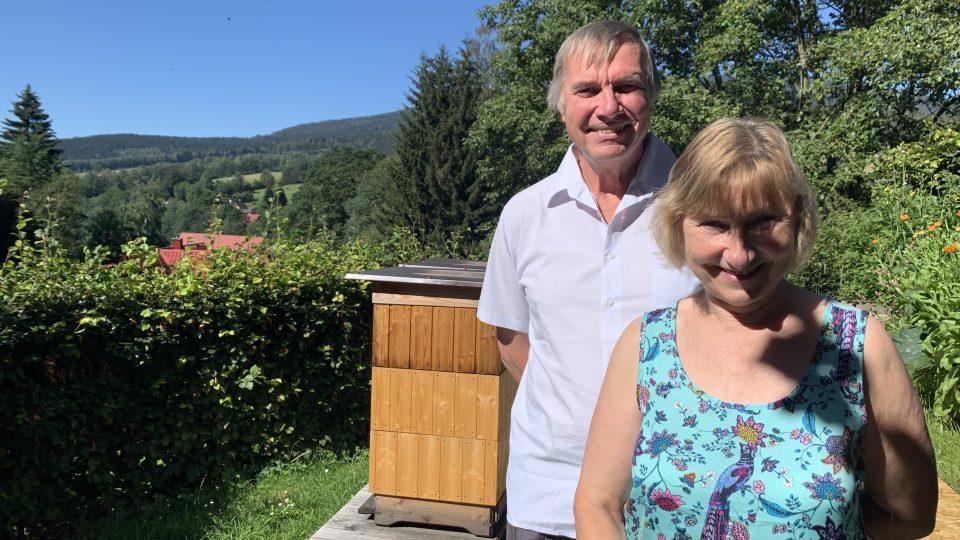 Marie a Petr Kučerovi