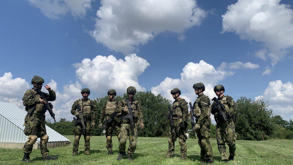 Nová komanda nemají v české armádě obdoby