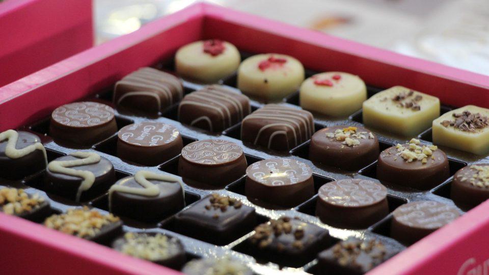 Belgické pralinky jsou mistrovským dílem výrobců čokolády. Vyhrává nejharmoničtější, ale přitom rafinovaná  kombinace chutí