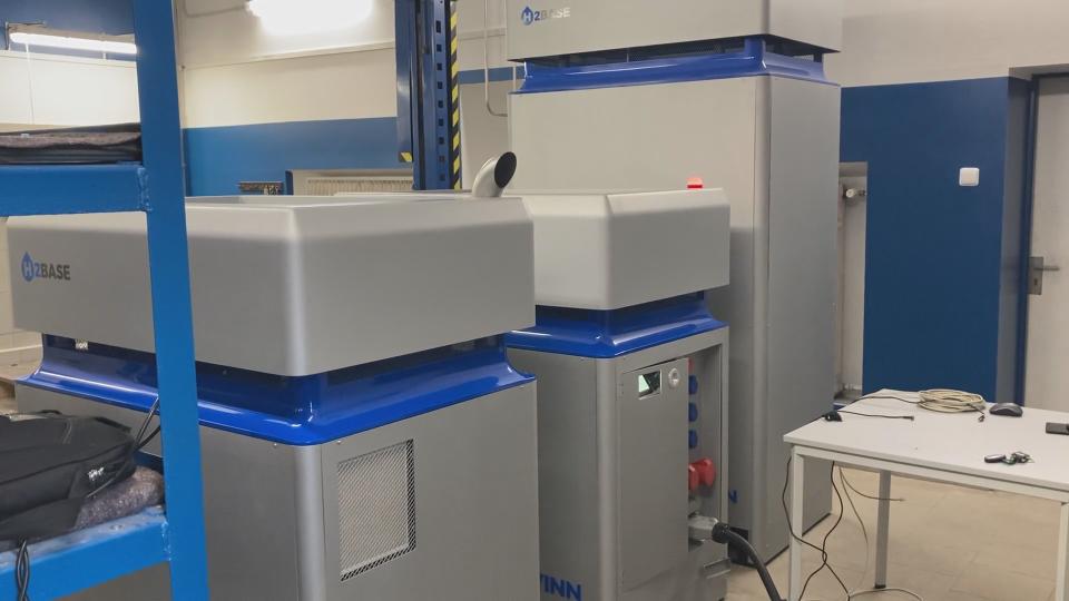 Firma DEVINN vyvíjí mobilní vodíkový generátor