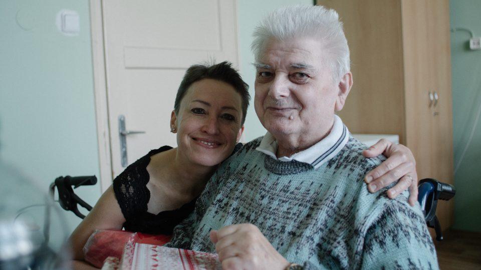 Michaela van Erne a Jiří Žipka
