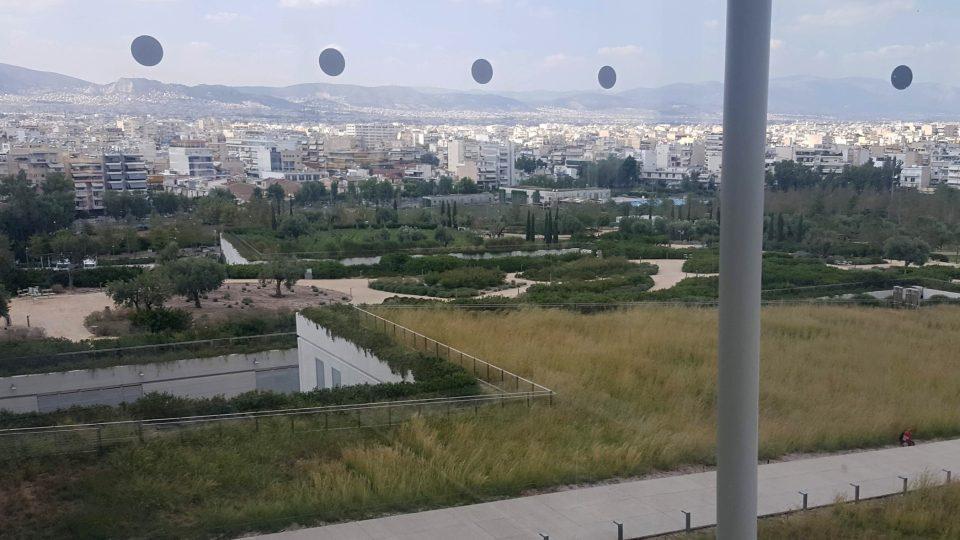 Kulturní centrum Stavrose Niarchose v řeckém Pireu