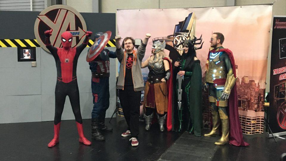 Vídeňský Comic Con 2019