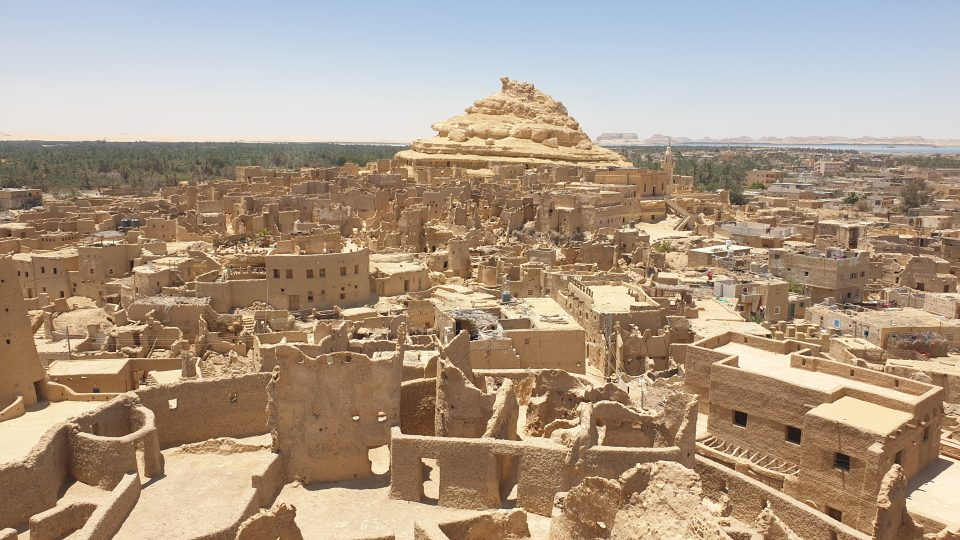 Rekonstrukce solného města je Chálidovým splněným snem. A jako ve snu město také vypadá
