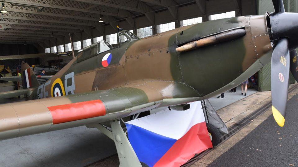V RAF létala řada Čechoslováků