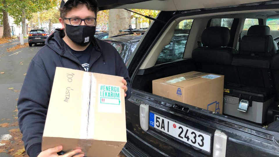 Filmový střihač Tomáš Klímek čerpá z účasti v projektu energii, kterou by za monitorem počítače těžko hledal