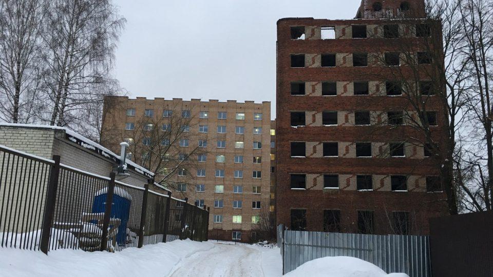 V moderním Rusku už Dům Komuna nové uplatnění nenašel