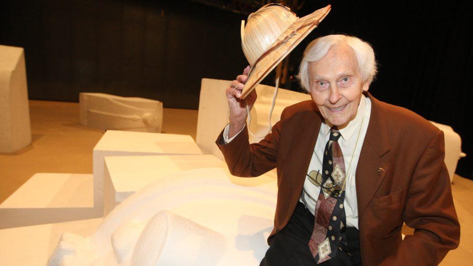 Miroslav Zikmund slaví 102. narozeniny