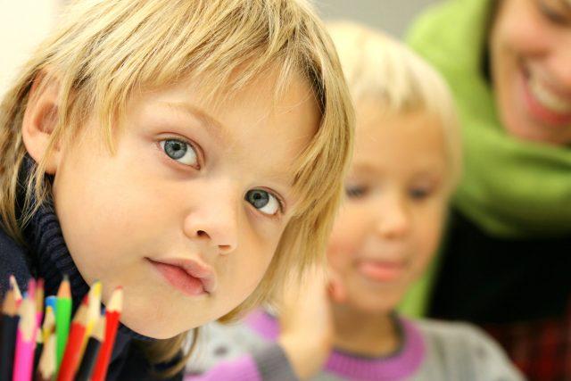 děti - ve škole - domácí vzdělávání