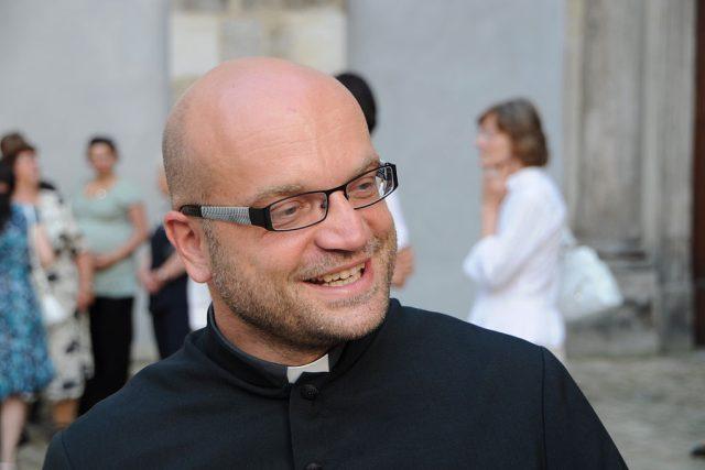 Český katolický teolog, kněz a církevní historik Tomáš Petráček