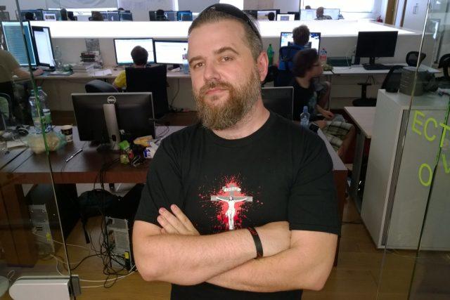 Herní vývojář Dan Vávra | foto: Warhorse Studios