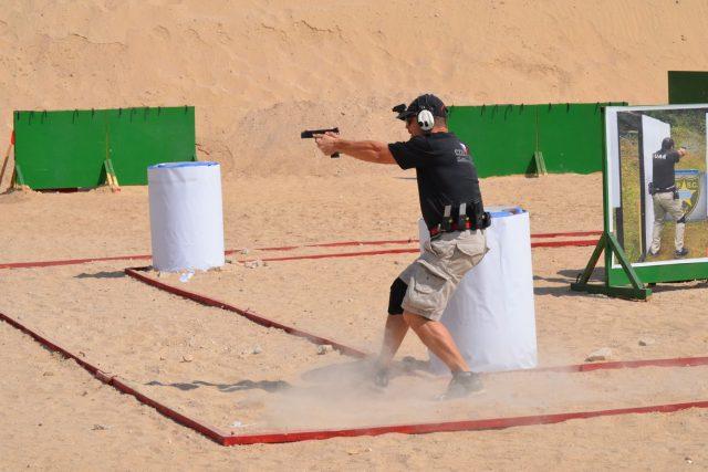 Miroslav Zapletal se stal mistrem světa ve sportovní a dynamické střelbě na světových policejních hrách ve Spojených arabských emirátech