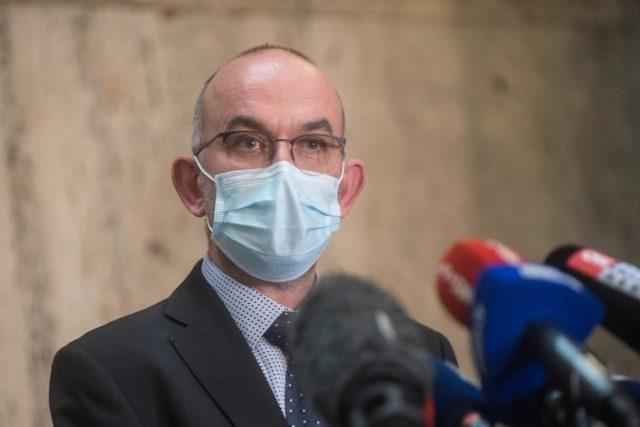 Jan Blatný, ministr zdravotnictví za ANO