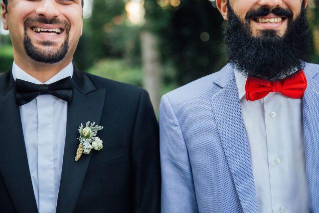 Homosexuálové,  gay,  lgbt,  muži,  svatba | foto: Alvin Mahmudov,  Fotobanka Unsplash