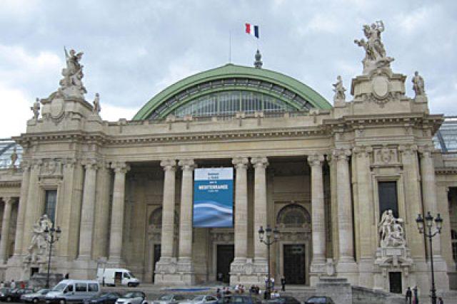 Grand Palais v Paříži