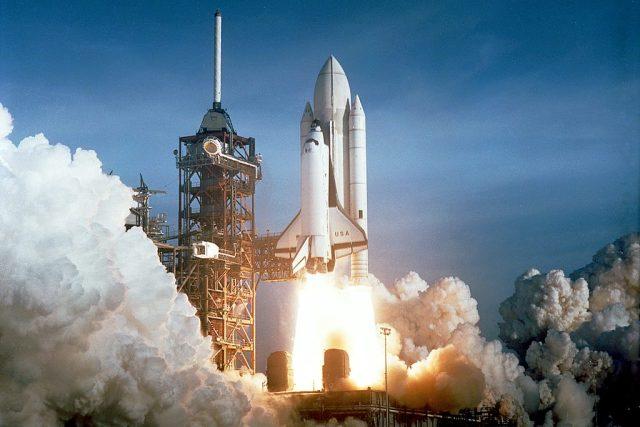Columbia - historicky první start raketoplánu do vesmíru 12. dubna 1981