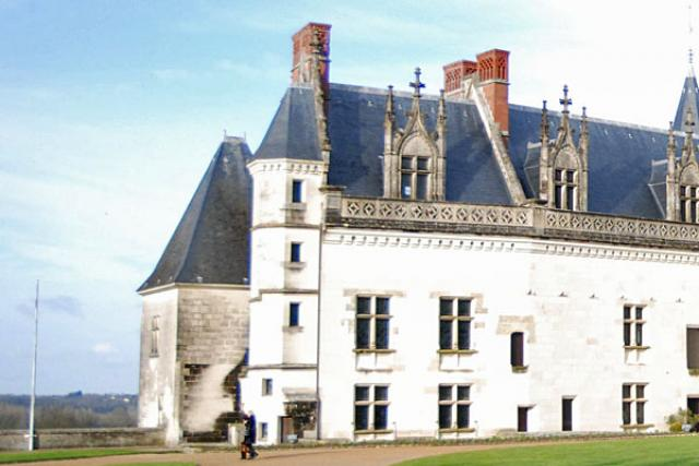 Zámek Amboise