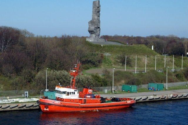 Památník bitvy o Westerplatte