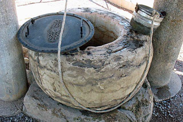 Pavlova studna v tureckém Tarsu