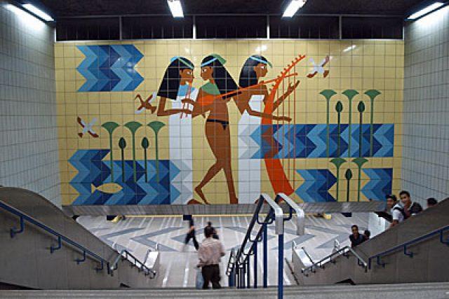 Káhirské metro