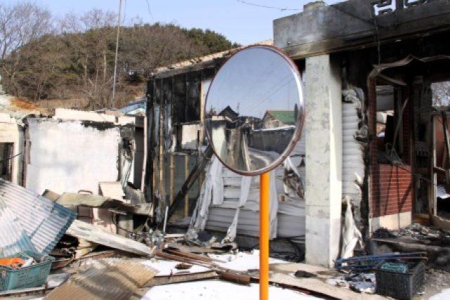 Obyvatelé ostrova Jonpchjong už se smířili s tím, že musí žít neustále s nepřítelem v zádech