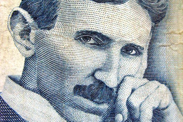 Geniální fyzik Nikola Tesla je nejznámějším srbským emigrantem | foto: Fotobanka stock.xchng