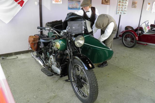 BSA E28 - 1928