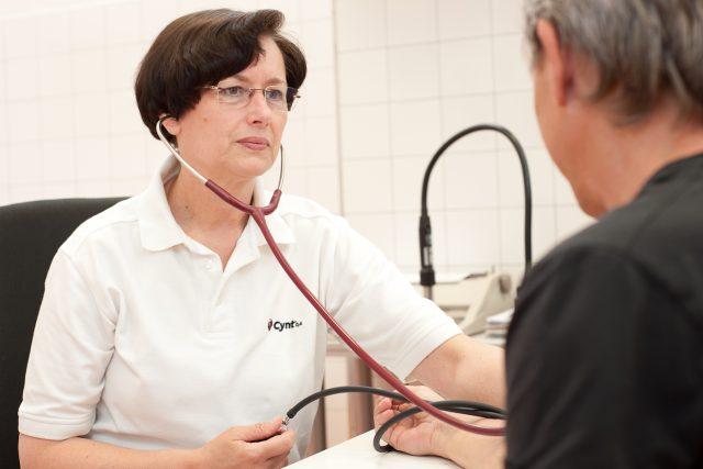 Lékařské vyšetření (ilustrační foto)