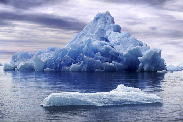 Hrozí tání ledovců?
