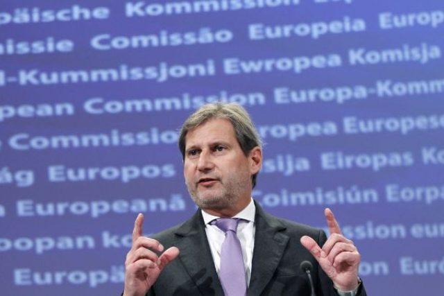 Eurokomisař pro rozpočet Johannes Hahn