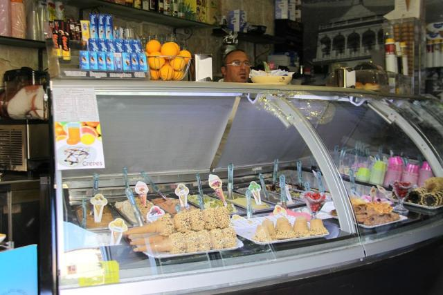 Zákazníky potěší různé druhy kornoutů