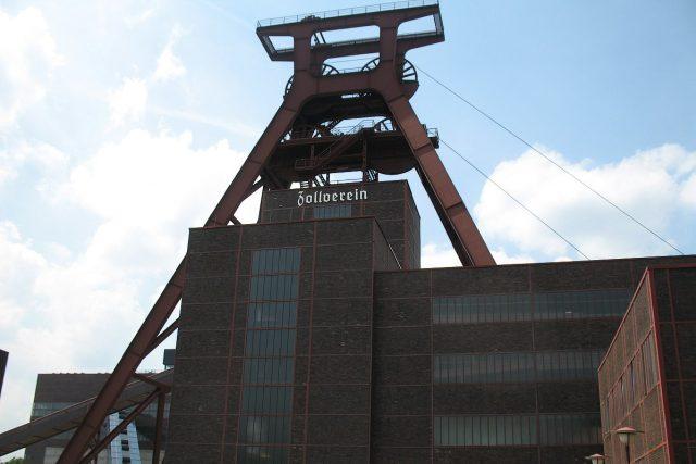 Důl Zollverein je na seznamu UNESCO