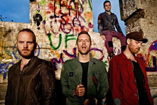 Coldplay | foto: oficiální stránky kapely Coldplay