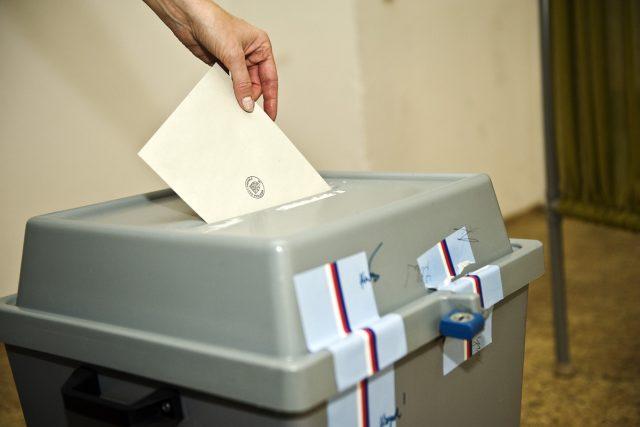 Jak správně volit?    foto: Filip Jandourek
