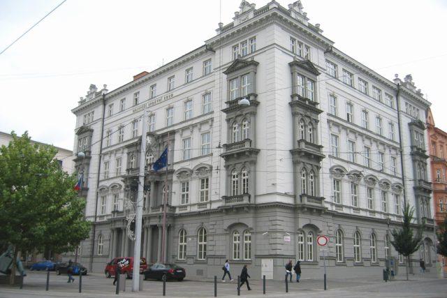 Nejvyšší správní soud,  Brno | foto: Eva Odstrčilová