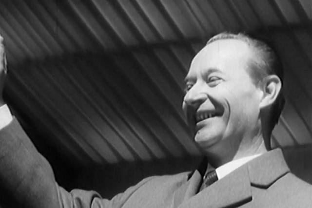Alexander Dubček v roce 1968