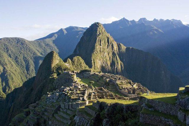 Nejslavnější místo v Peru - v Andách ukryté Machu Picchu