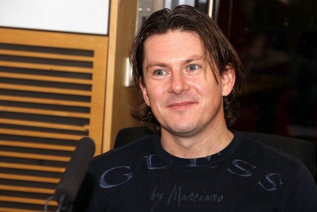 Martin Procházka byl hostem Radiožurnálu