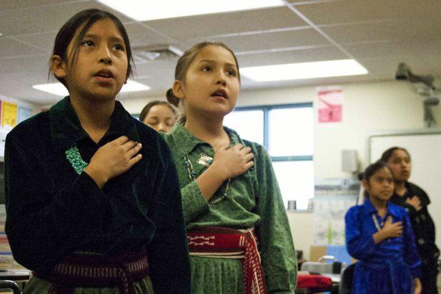 Mnoho Navahů nevidí důvod pro zachovávání rodného jazyka