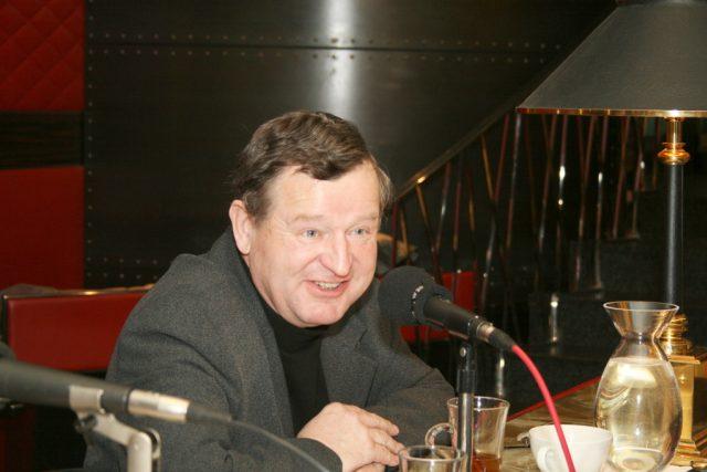 Imitátor Václav Faltus