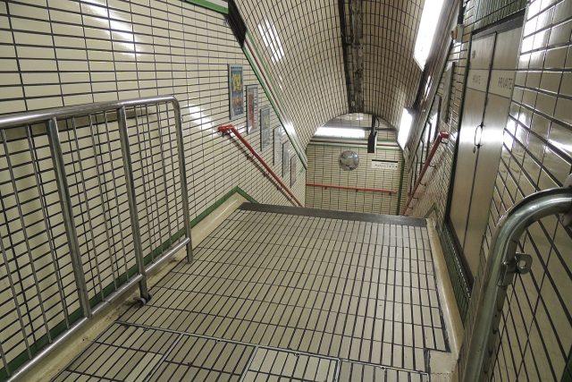 Metro spoluvytváří duši Londýna | foto: Jiří Hošek