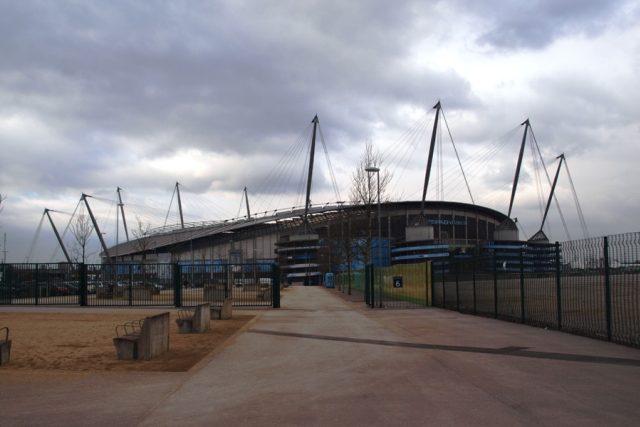 Ke stadionu Manchesteru City už dojedete i tramvají