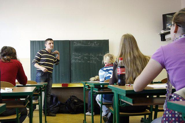 Kdy se žáci opět vrátí do škol?  (ilustrační foto) | foto: Filip Jandourek