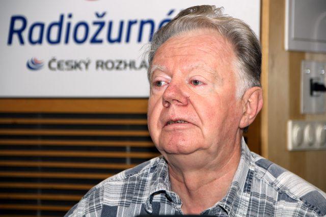 Jiří Baier, mykolog