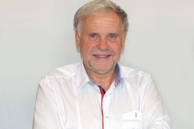 Generální ředitel Koh-i-nooru Vlastislav Bříza